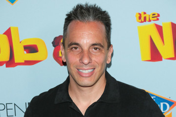 Sebastian Maniscalco Premiere of Open Road Films' 'The Nut Job 2: Nutty By Nature'