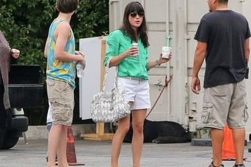 Selma Blair Selma Blair Spends the Day with Her Son