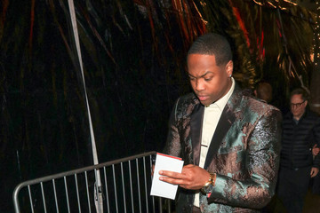 Ser'Darius Blain The Premiere of 'Jumanji: Welcome to the Jungle' at the TCL Chinese Theater