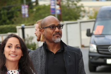 Seth Gilliam 'Talking Dead Live' For the Premiere of 'The Walking Dead'
