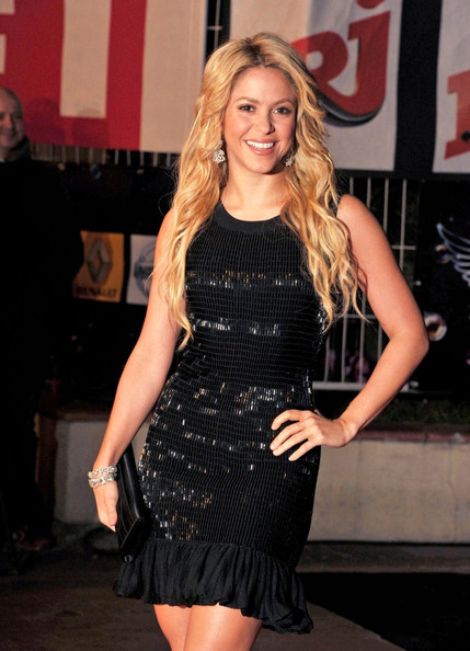 Shakira NRJ Music Awards 2011.