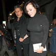 Shannen Doherty Shannen Doherty Outside Madre Grace In West Hollywood