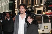 FOR USA SALES: Contact Randy Bauer (310) 910-1113 bauergriffinsales@gmail.com.FOR UK SALES: Contact Caroline 44 207 431 1598 MUST BYLINE: EROTEME.CO.UK.Shannen Doherty arrives at the NBC Today Show with husband Kurt Iswarienko.