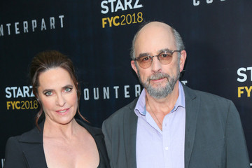 Sheila Kelley STARZ 'Counterpart' And 'Howards End' FYC Event