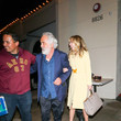 Shelby Chong Tommy Chong Dines At Craig's Restaurant In West Hollywood