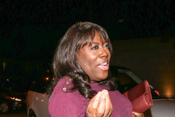 Sheryl Underwood Sheryl Underwood Outside Craig's Restaurant in West Hollywood