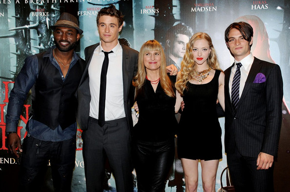 'Red Riding Hood' Screening in Leicester Square