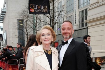Sian Phillips Arrivals at the Olivier Theatre Awards