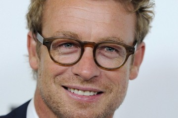 Simon Baker 2014 G'Day USA Los Angeles Black Tie Gala