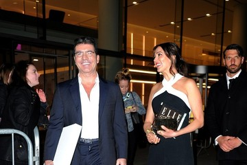 Simon Cowell Stars at the ELLE Style Awards