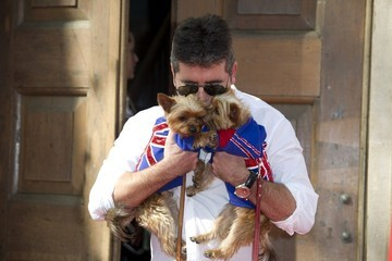 Simon Cowell 'Britain's Got Talent' Photo Call