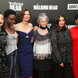 Sonequa Martin 'Talking Dead Live' for the Premiere of 'The Walking Dead'
