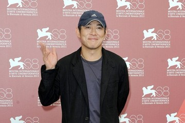 "Jet Li ""The Sorcerer and the White Snake"" Photocall in Venice"