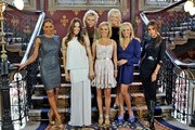 Victoria Beckham and Emma Bunton Photos Photo