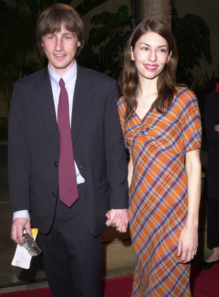 Spike Jonze and Sofia Coppola Photos Photos - Premiere of