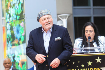 Stacy Keach Stacey Keach Hollywood Walk Of Fame Star Ceremony