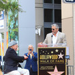 Stacy Keach Matt LeBlanc Outside Stacey Keach Hollywood Walk Of Fame Star Ceremony