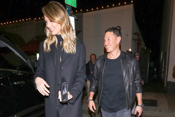 Stacy Keibler Stacy Keibler Hits Craig's Restaurant In West Hollywood