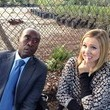 Kristen Bell and Don Cheadle Photos