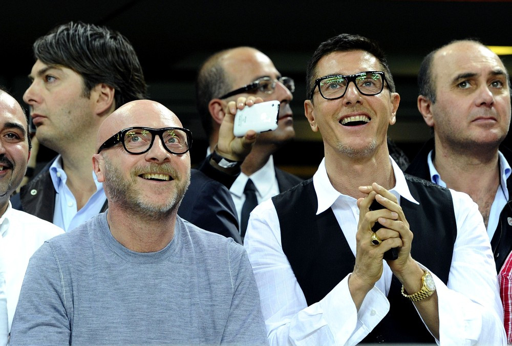 da0316ff05 Re: Tracking Celebrities and what watches they are wearing (let's keep it  going). Domenico Dolce