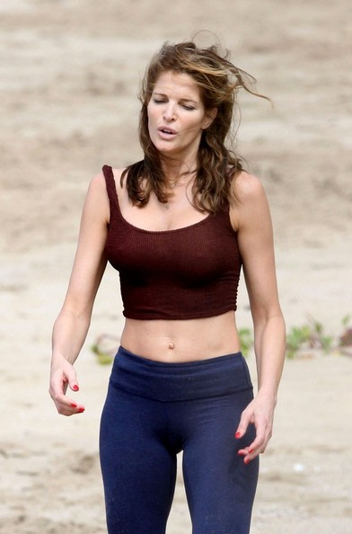 stephanie seymour photos photos stephanie seymour at the beach