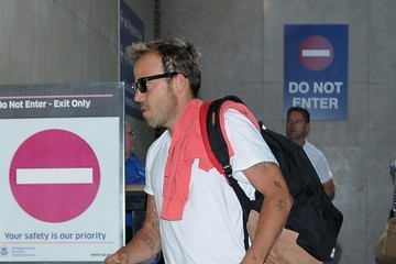 Stephen Dorff Stephen Dorff at LAX