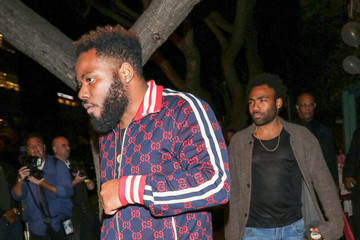 Stephen Glover The Glovers Are Seen Outside Peppermint Nightclub In West Hollywood