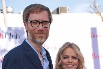 Stephen Merchant Katie Aselton Attends Paramount Pictures' Premiere Of 'Book Club'