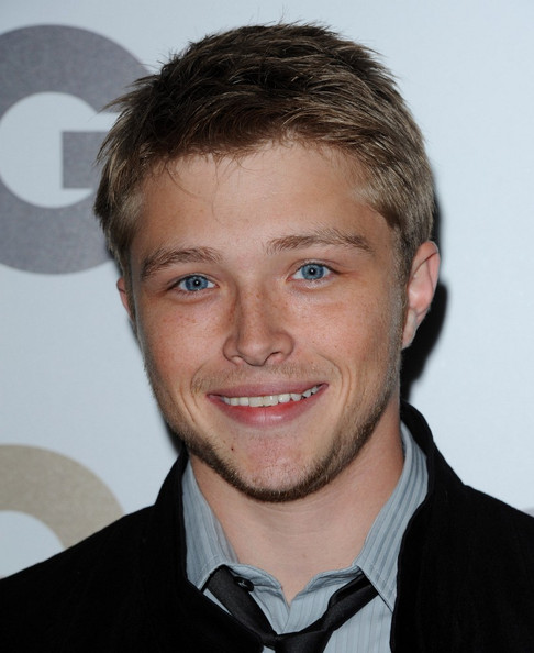 "Sterling Knight Shirtless Sterling knight - 2010 gq ""men of the year"" party"