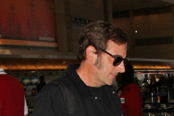 Steve Carell Steve Carell is Seen at LAX