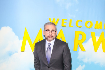 Steve Carell Universal Pictures And DreamWorks Pictures' Premiere Of 'Welcome To Marwen'