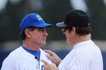 Ron Cey Steve Garvey's Celebrity Softball Game