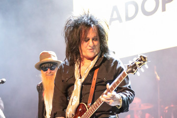 Steve Stevens Adopt the Arts' Annual Rock Gala