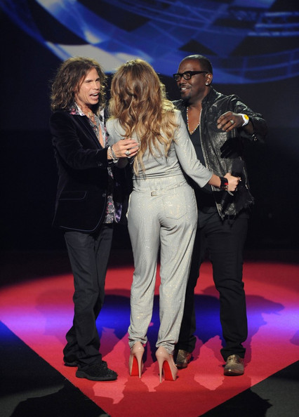 randy jackson american idol 2011. Steven Tyler and Randy Jackson