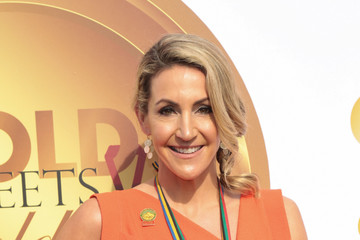 Summer Sanders GOLD MEETS GOLDEN: The 5th Anniversary Refreshed by Coca-Cola, Globes Weekend Gets Sporty with Athletic Royalty