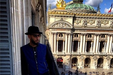Swizz Beatz Celebrity Social Media Pics
