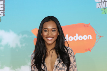Sydney Park Celebrities Attend Nickelodeon's 2016 Kids' Choice Awards at The Forum