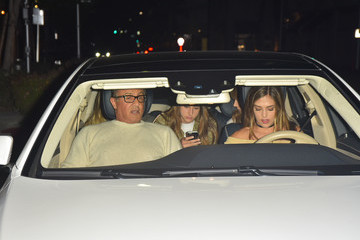 Sylvester Stallone Sylvester Stallone Spends Time With His Family