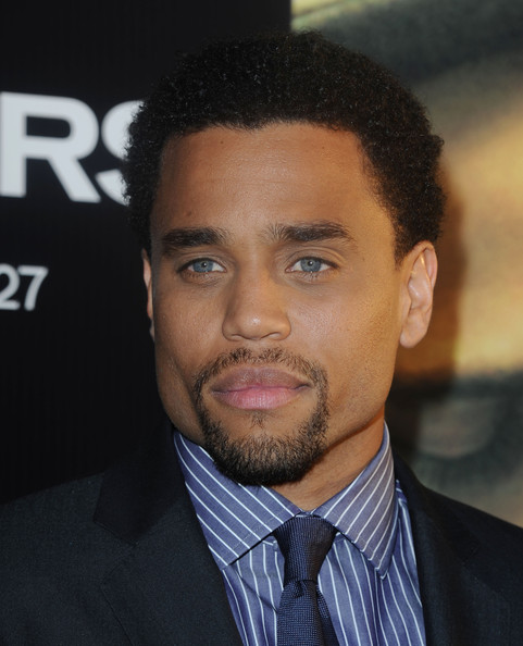 Michael Ealy hit up the Image