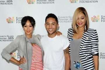 Tamera Mowry-Housley 24th Annual 'A Time for Heroes' Celebrity Carnival