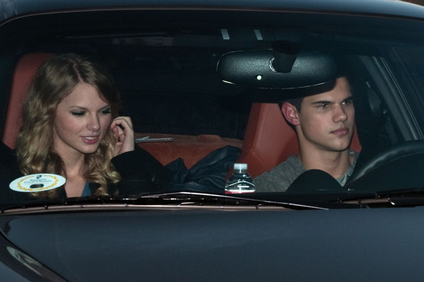 Taylor Swift And Taylor Lautner Photos Photos Taylor Swift And