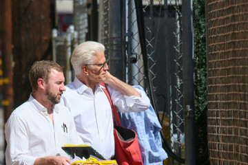 Ted Danson Ted Danson at 'Jimmy Kimmel Live'