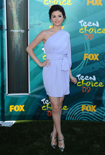 Selena+Gomez in Teen Choice '09