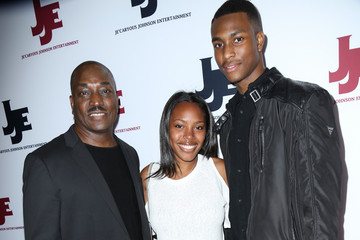 Terrell Carter  Celebrities Attend 'Married But Single' Premiere at Orpheum Theatre