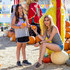 Tess Broussard Photos - Tess Broussard is seen at a pumpkin patch with her daughter Ava on October 21, 2016. - Tess Broussard and Daughter Ava Hang at the Pumpkin Patch