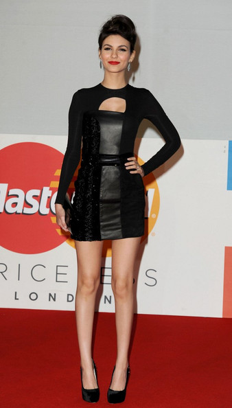 The BRIT Awards 2012 held at the O2 Arena.
