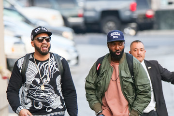 The Kid Mero Desus And Mero At 'Jimmy Kimmel Live'