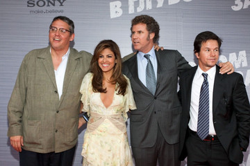 """Will Ferrell Eva Mendes """"The Other Guys"""" in Moscow"""