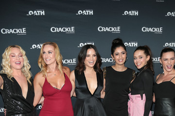 Tia Mowry 'The Oath' Premiere At Sony Theatre In Culver City