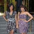 Tia and Tamera Mowry at the Trump International Hotel